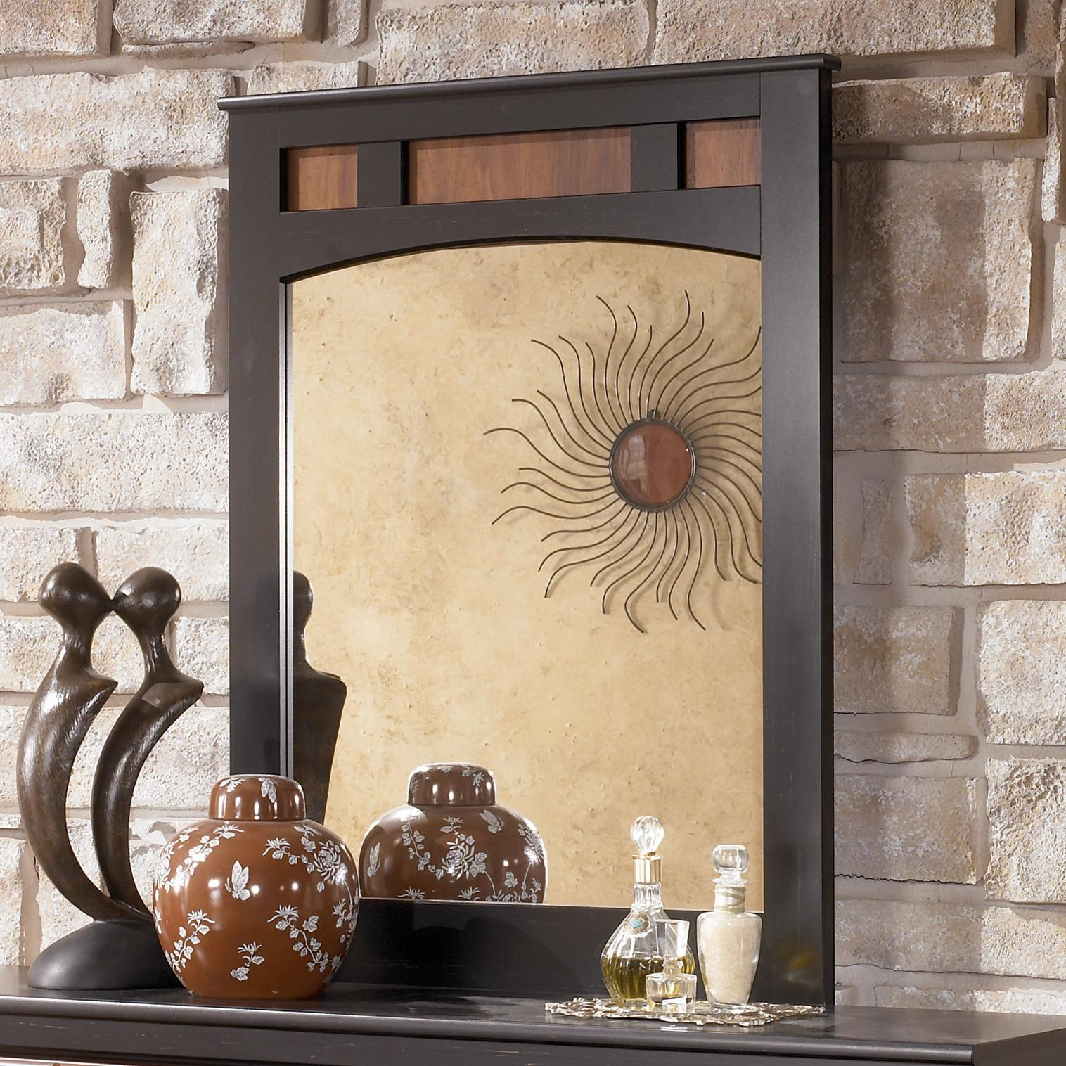 Signature Design by Ashley Aimwell Bedroom Mirror - Item Number: B136-36