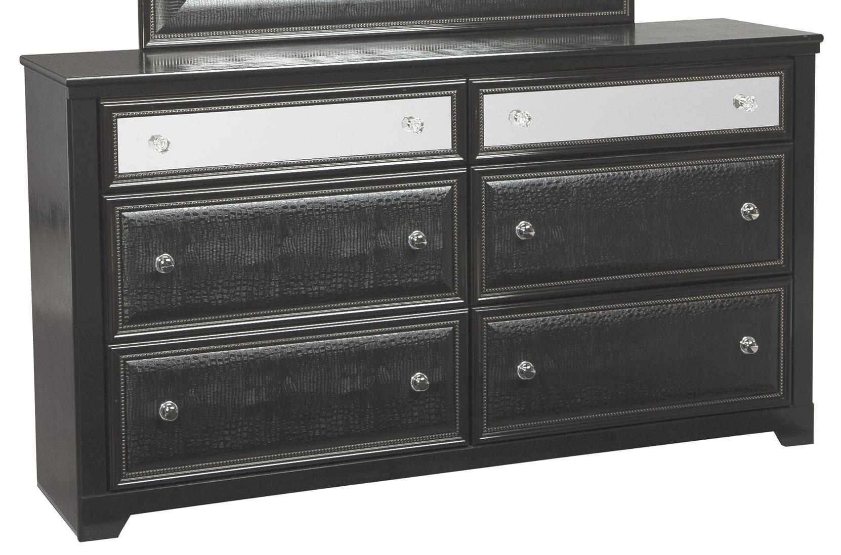 Signature Design by Ashley Furniture Alamadyre 6 Drawer Dresser - Item Number: B364-31