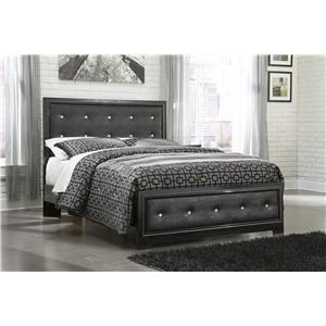 Signature Design by Ashley Furniture Alamadyre Queen Panel Bed