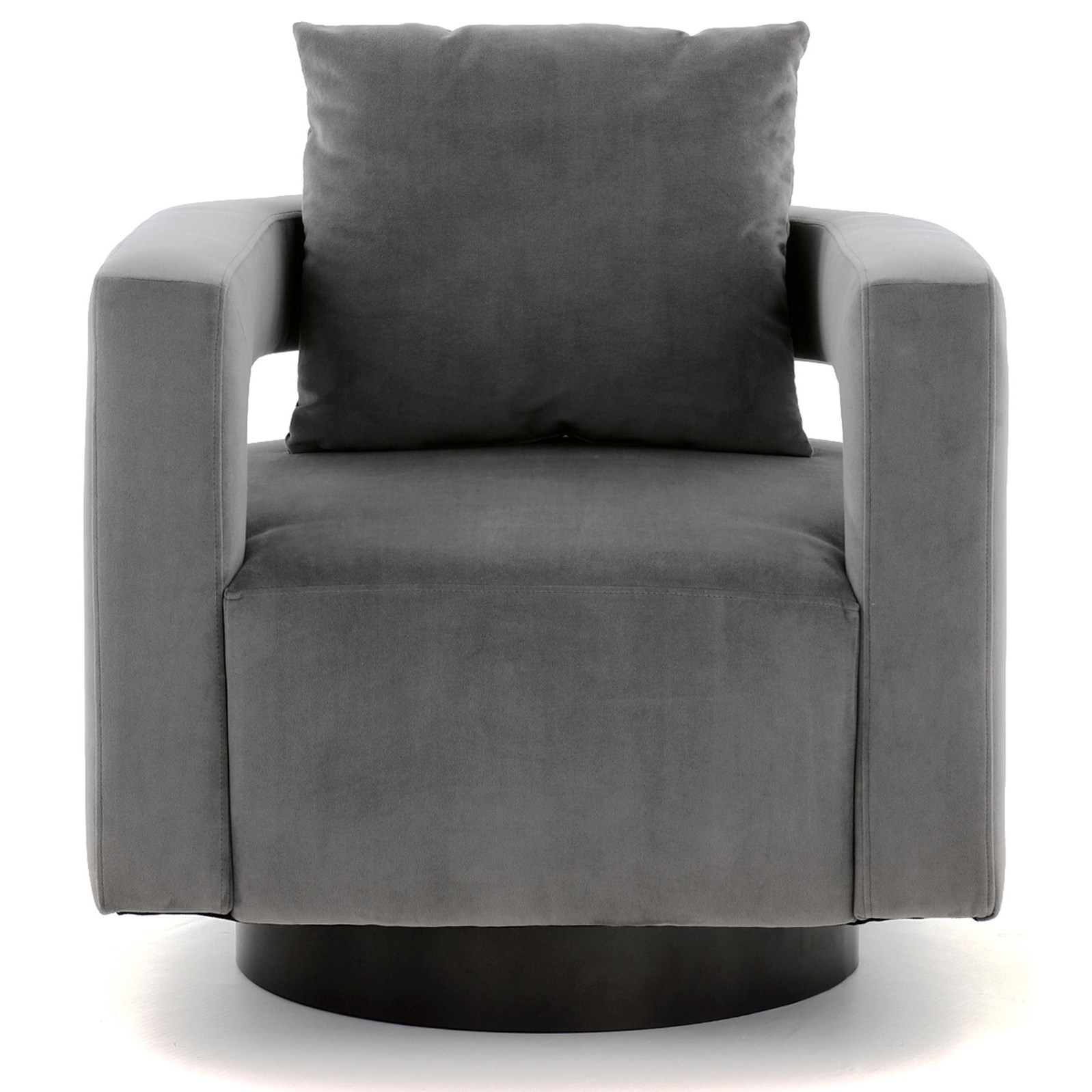 Alcoma Swivel Accent Chair by Signature Design by Ashley at Beds N Stuff