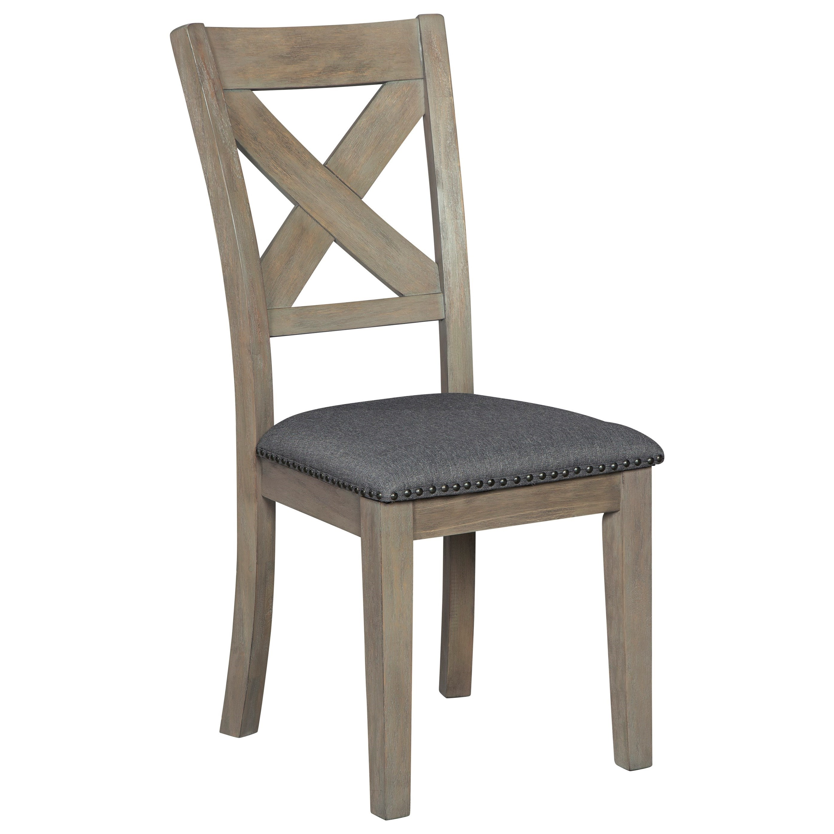Aldwin  Dining Upholstered Side Chair by Ashley (Signature Design) at Johnny Janosik