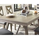 Signature Design by Ashley Aldwin Rectangular Dining Room Table