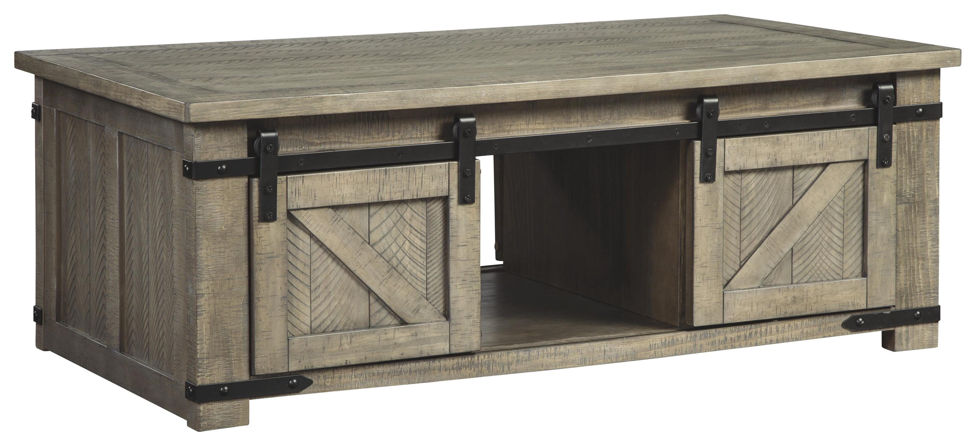 Cocktail Table and 2 End Tables Set