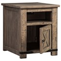 Signature Design by Ashley Aldwin End Table - Item Number: T837-3