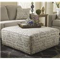 Signature Design by Ashley Alenya - Quartz Oversized Accent Ottoman - Item Number: 1660008