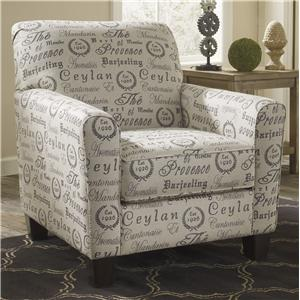 Signature Design by Ashley Alenya - Quartz Accent Chair