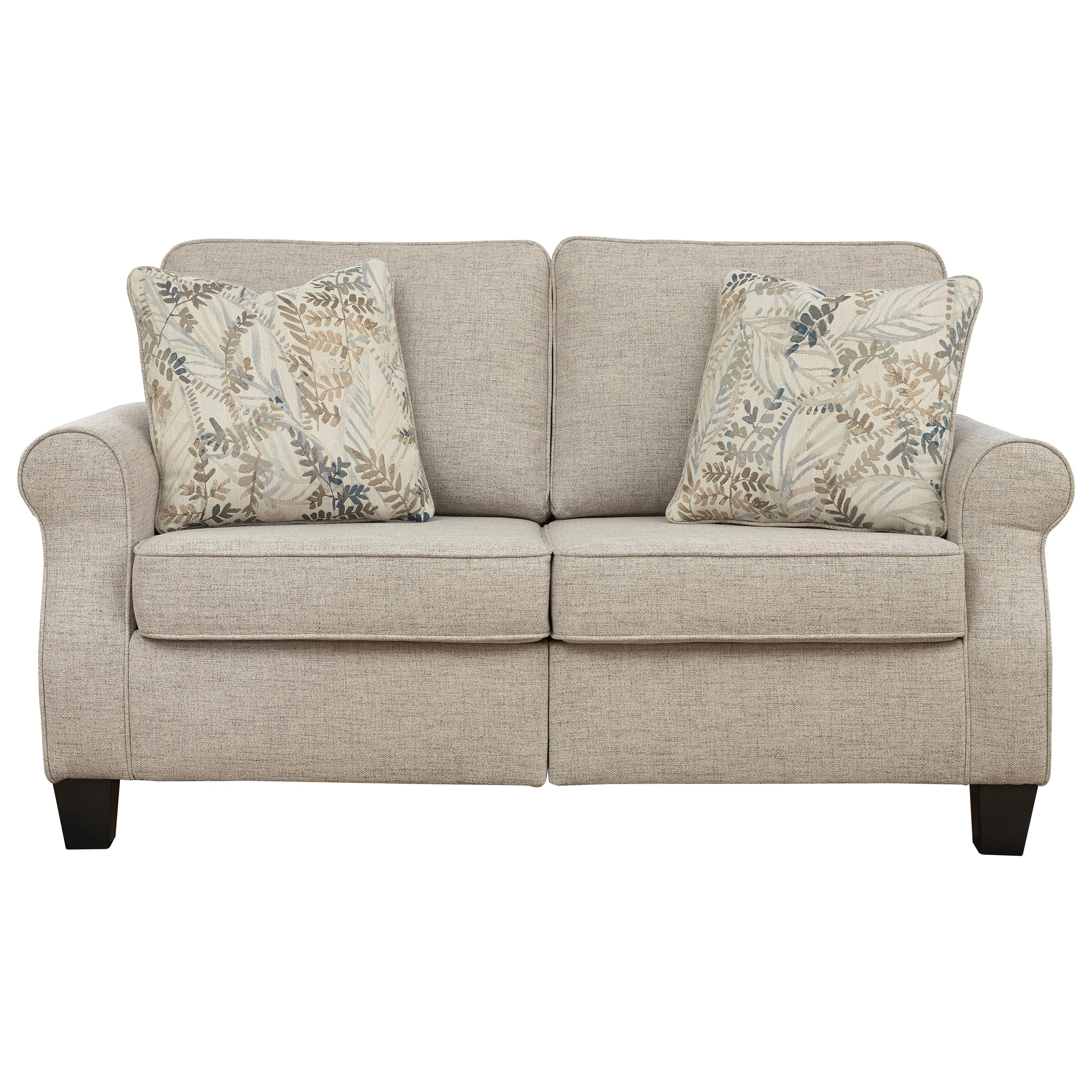 Alessio Loveseat by Signature Design by Ashley at Household Furniture