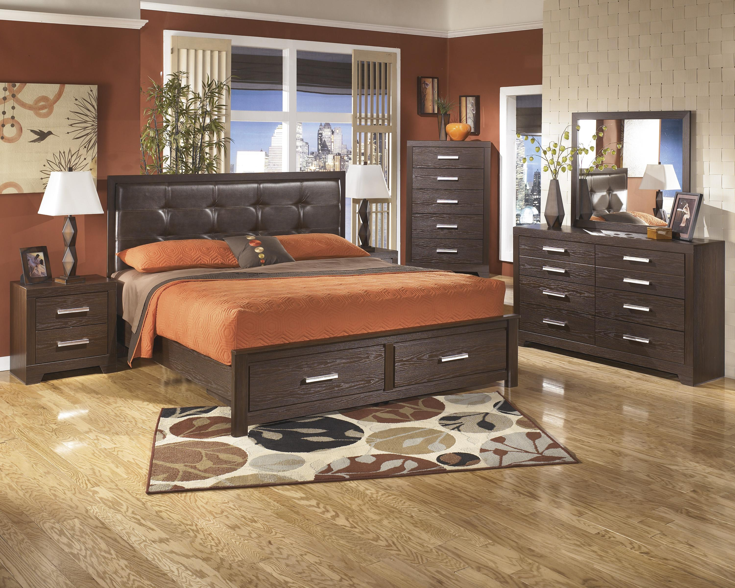 Signature Design by Ashley Aleydis King Bedroom Group - Item Number: B165 K Bedroom Group 2