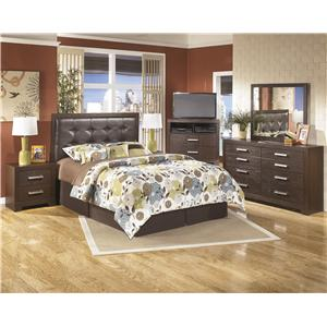 Signature Design by Ashley Furniture Aleydis Queen Bedroom Group
