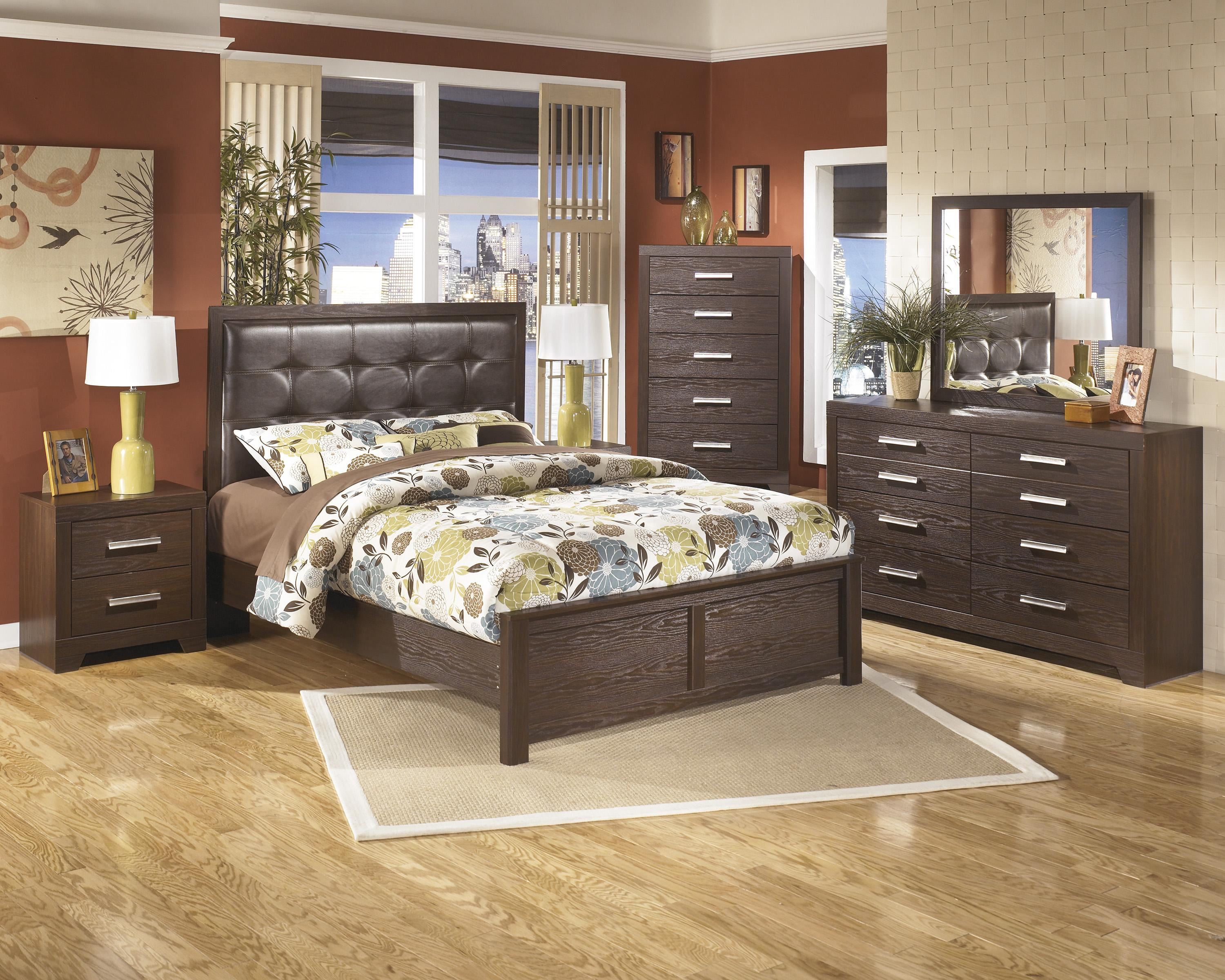 Signature Design by Ashley Aleydis Queen Bedroom Group - Item Number: B165 Q Bedroom Group 3