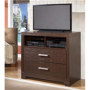 Signature Design by Ashley Aleydis 2-Drawer Media Chest