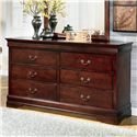 Signature Design by Ashley Alisdair Dresser - Item Number: B376-31