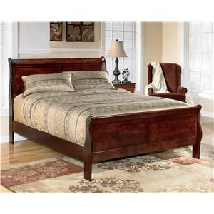 Signature Design by Ashley Alisdair California King Sleigh Bed