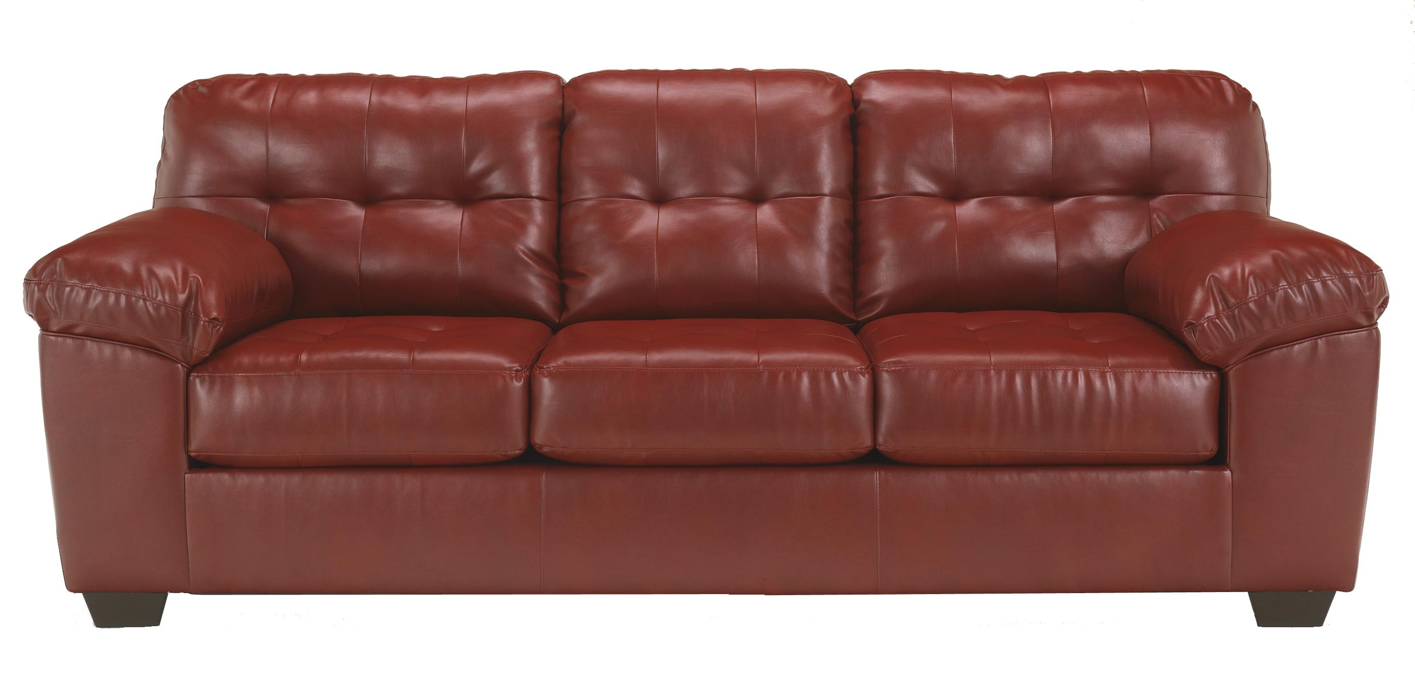 Signature Design by Ashley Alliston DuraBlend® - Salsa Queen Sofa Sleeper - Item Number: 2010039