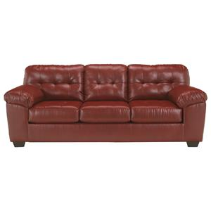 Signature Design by Ashley Alliston DuraBlend® - Salsa Queen Sofa Sleeper