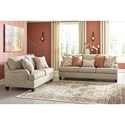Ashley Signature Design Almanza Living Room Group - Item Number: 30803 Living Room Group 1