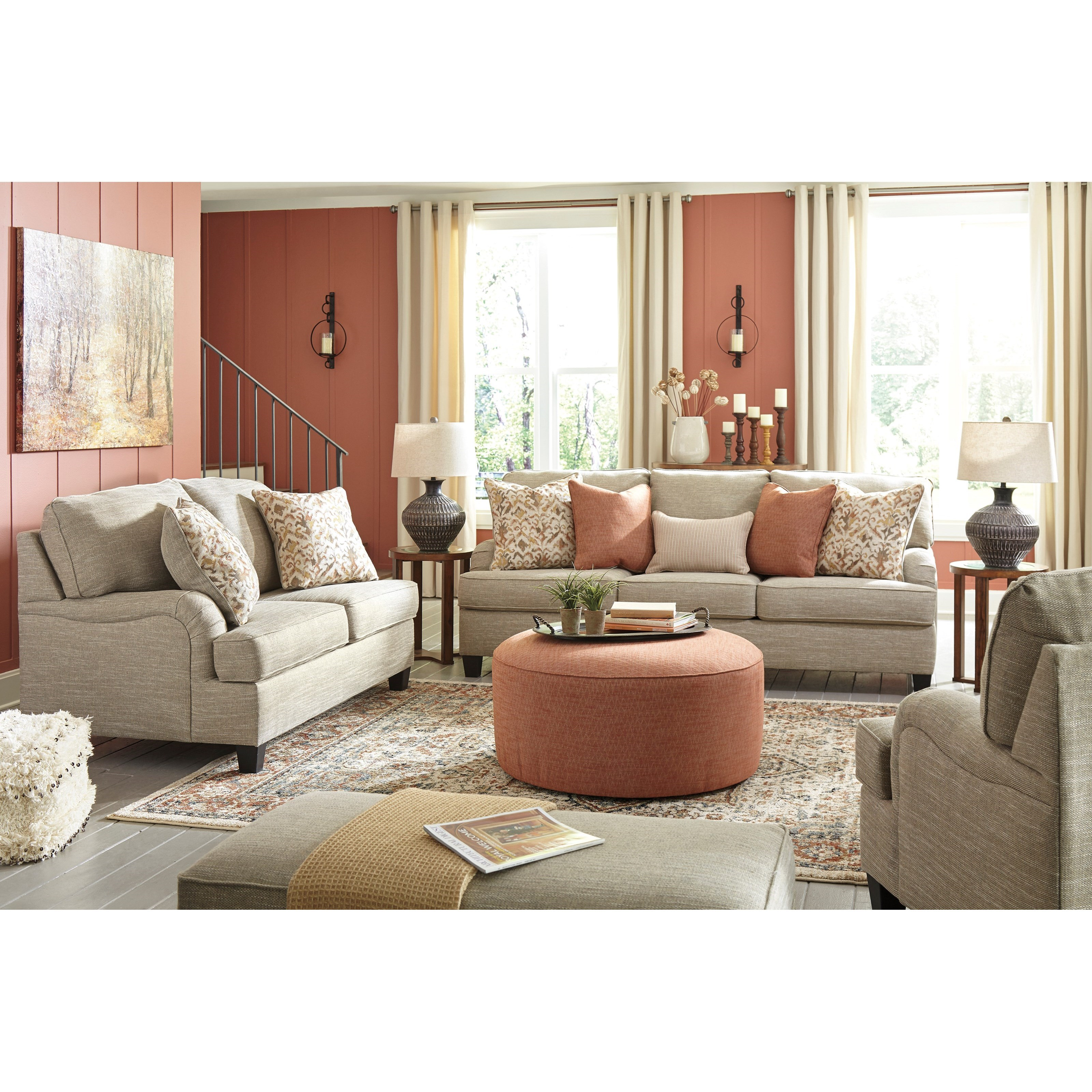 Almanza Living Room Group by Signature Design by Ashley at Sparks HomeStore