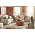 Ashley (Signature Design) Almanza Living Room Group - Item Number: 30803 Living Room Group 7