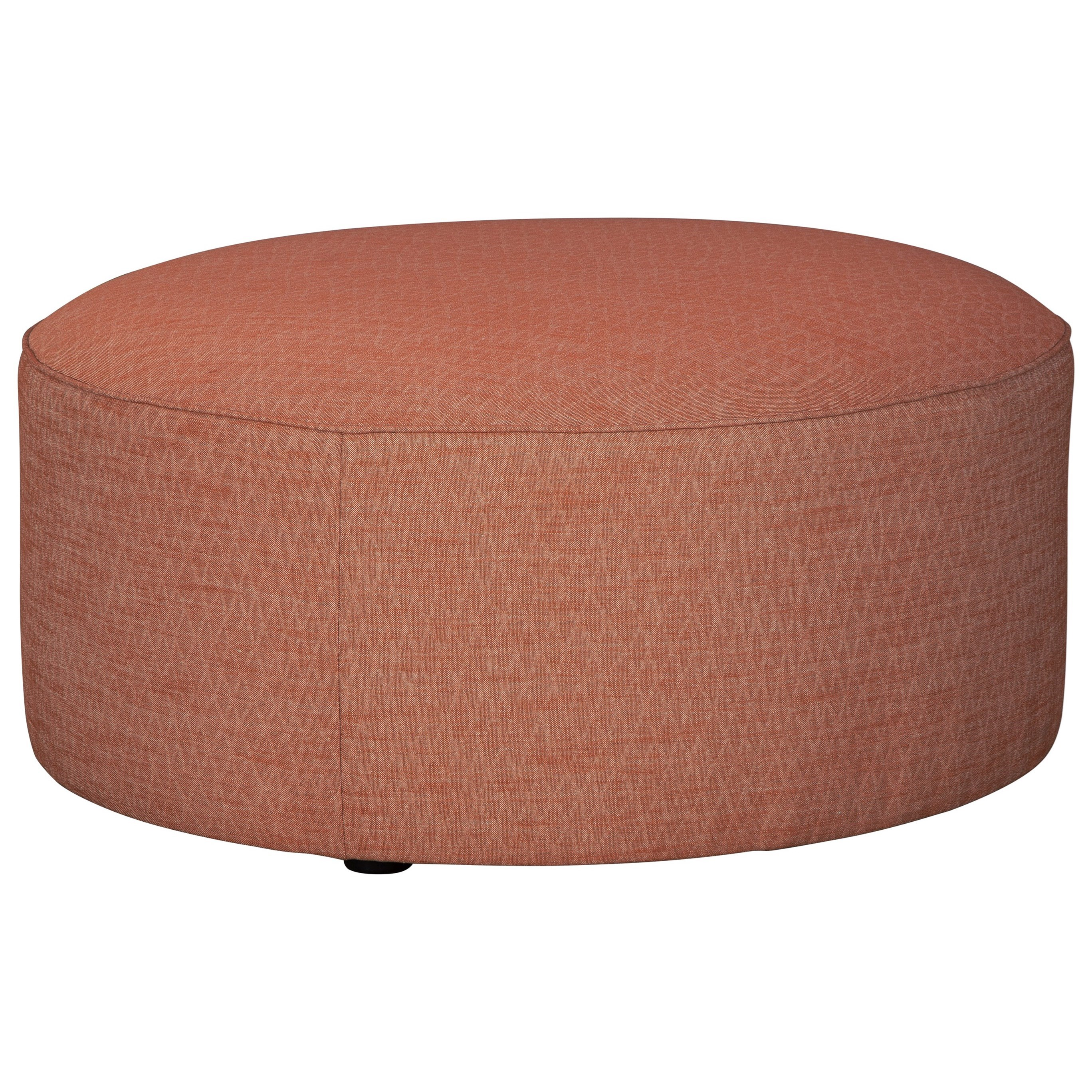 Almanza Oversized Accent Ottoman by Signature at Walker's Furniture