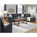 Signature Design by Ashley Altari 2 PC Sectional and Recliner Set - Item Number: 126372161