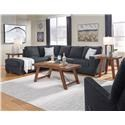 Signature Design by Ashley Altari 2 PC Sleeper Sectional and Recliner Set - Item Number: 809372167
