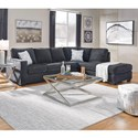 Signature Design by Ashley Altari 2-Piece Sectional with Chaise
