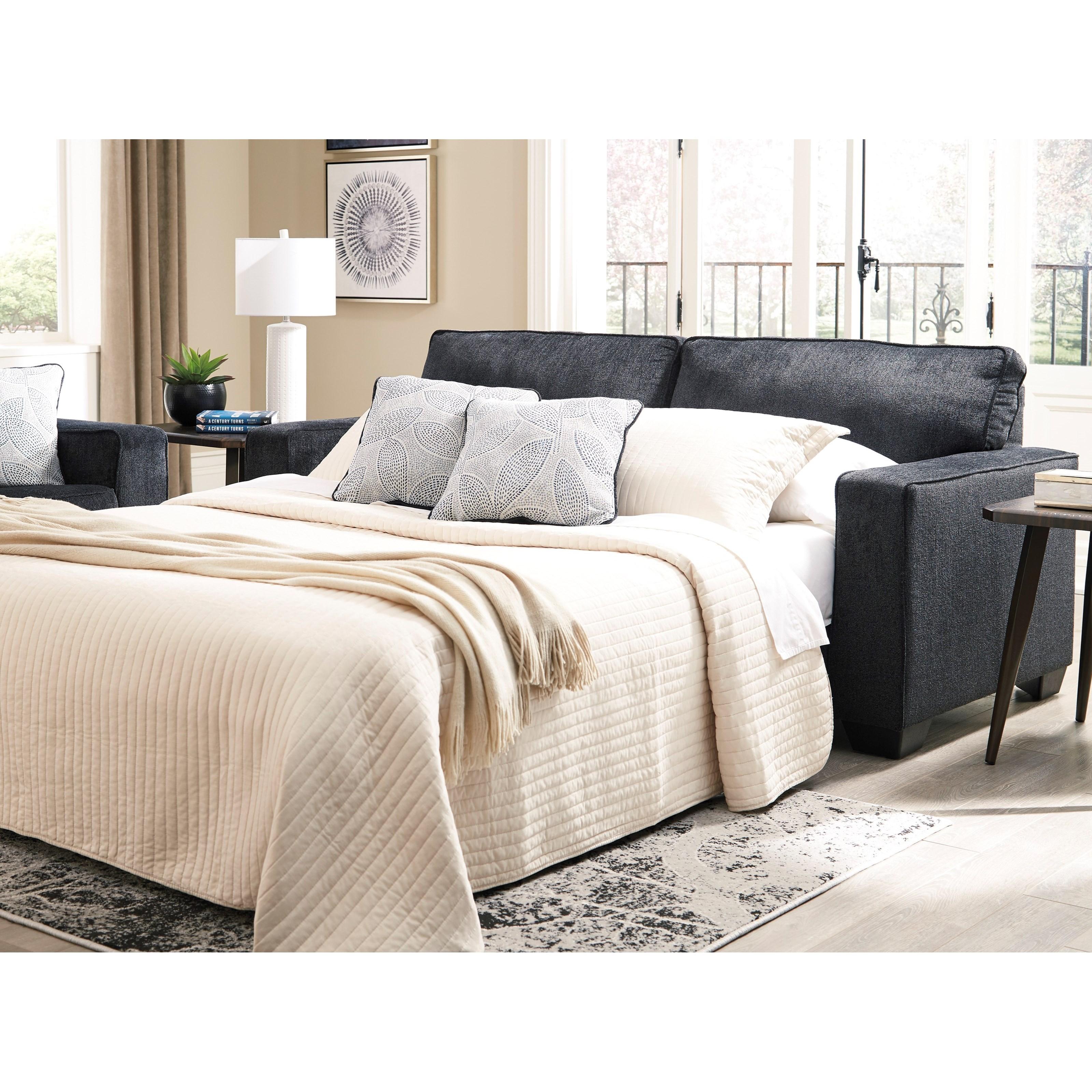 Signature Design by Ashley Altari Queen Sofa Sleeper - Item Number: 8721339