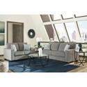 Ashley (Signature Design) Altari Living Room Group - Item Number: 87214 Living Room Group 1
