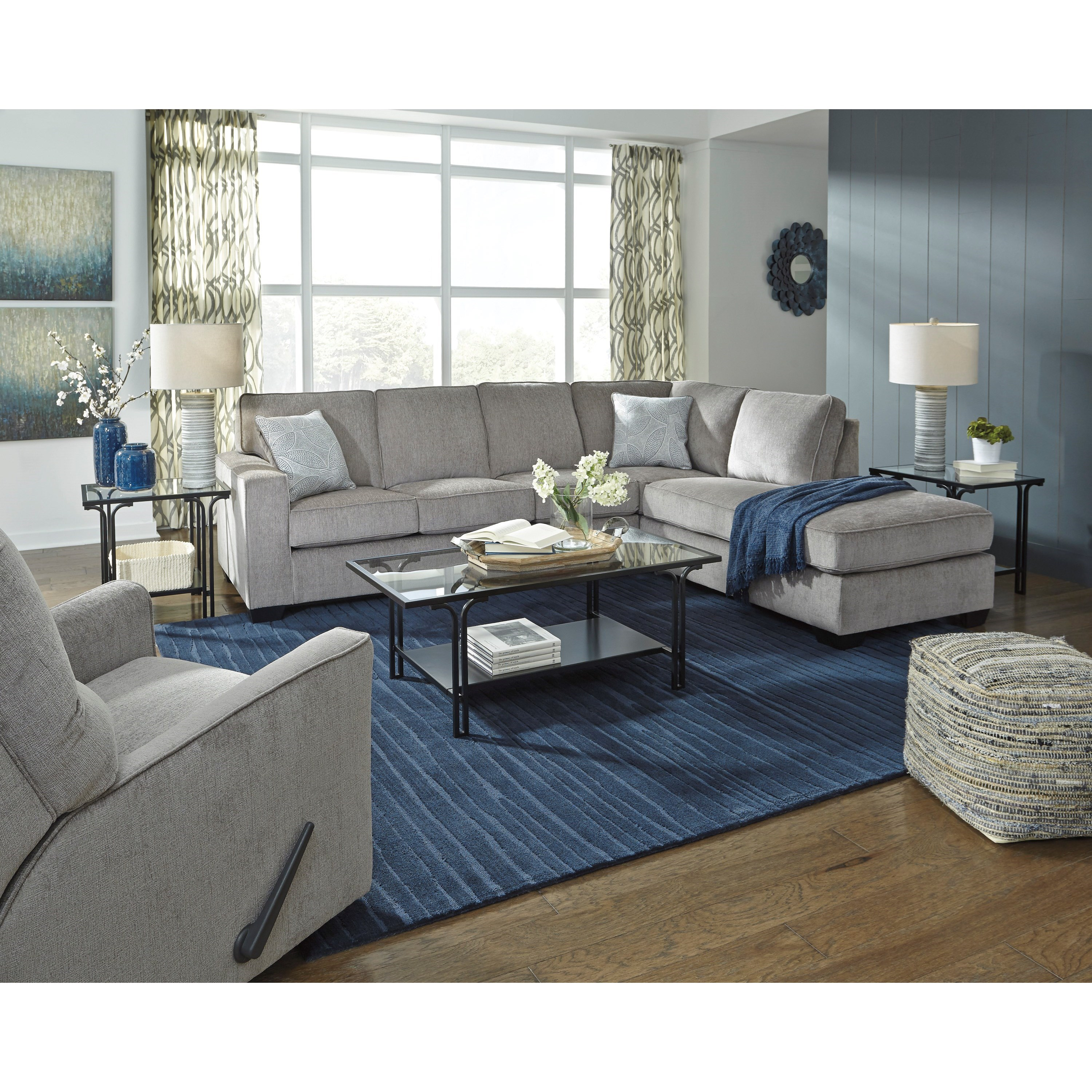 Altari Living Room Group by Signature Design by Ashley at Pilgrim Furniture City