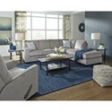 Signature Design by Ashley Altari Living Room Group - Item Number: 87214 Living Room Group 4