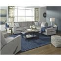 Signature Design by Ashley Altari 2 PC Sectional and Recliner Set - Item Number: 8721466+17+25