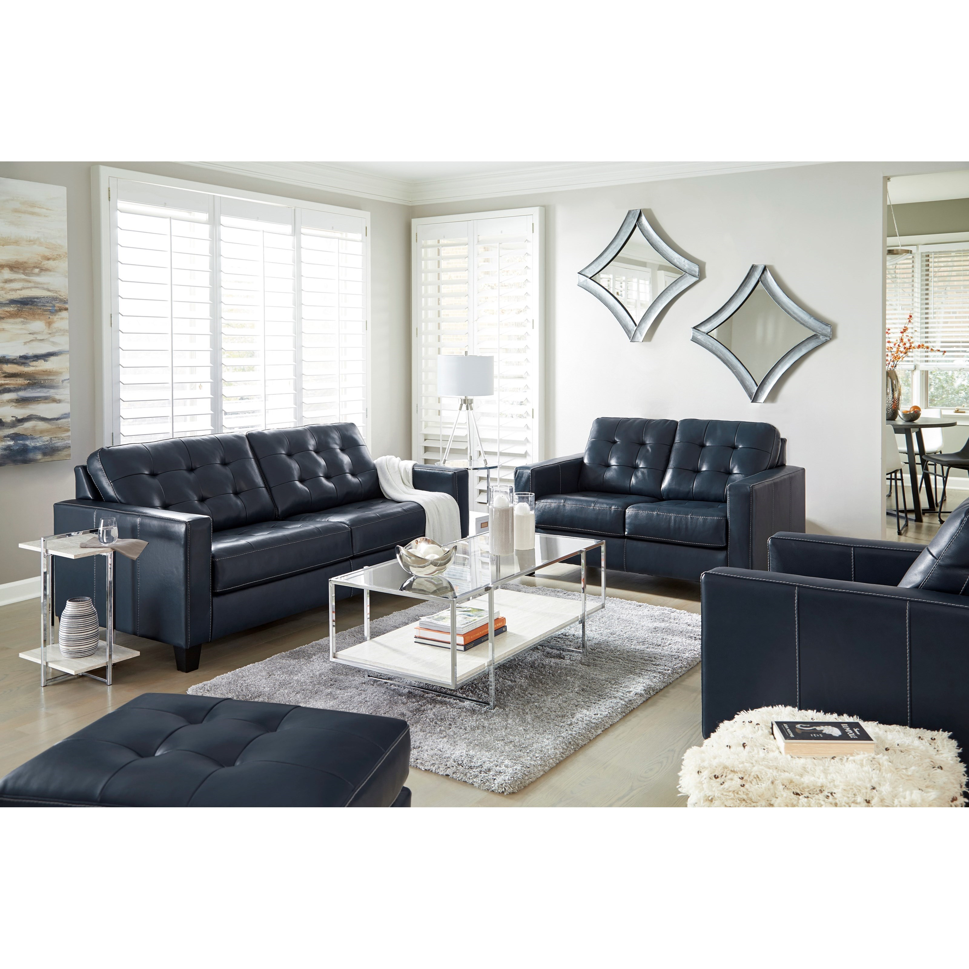 Altonbury Stationary Living Room Group by Signature Design by Ashley at Household Furniture
