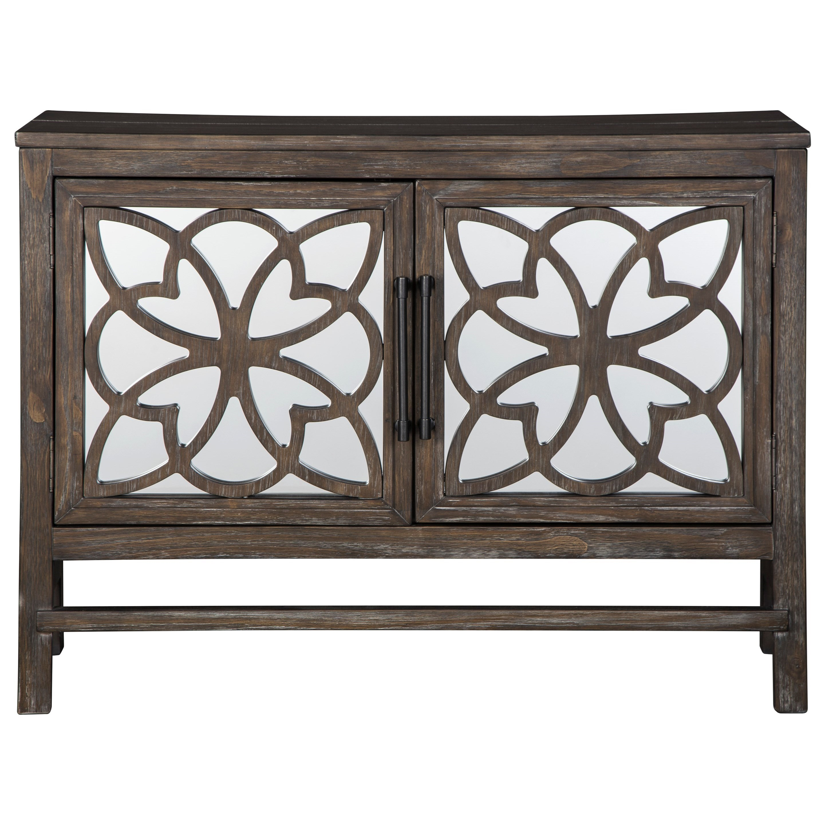 Alvaton Accent Cabinet by Signature Design by Ashley at Rife's Home Furniture