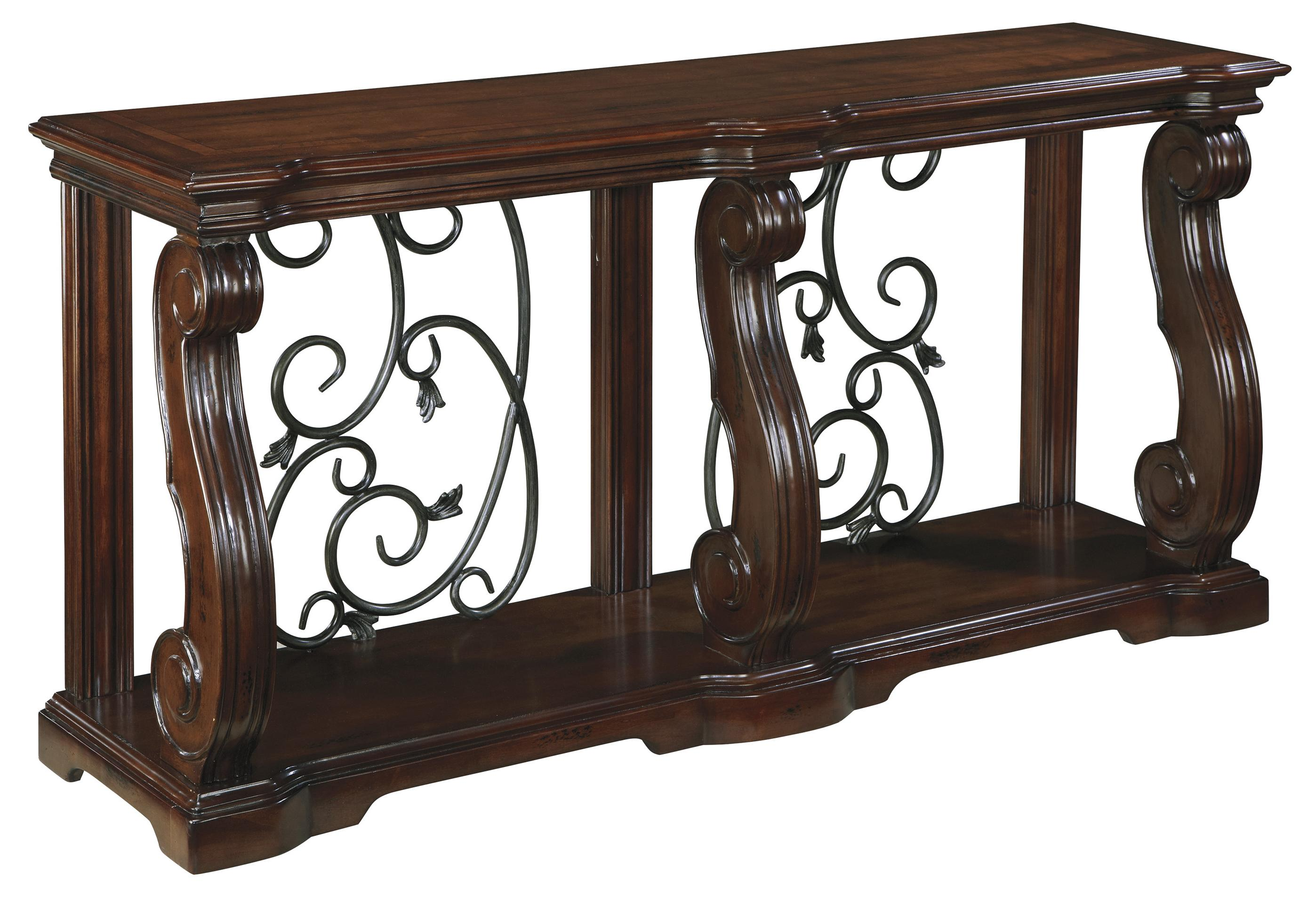 Signature Design by Ashley Alymere Sofa Table - Item Number: T869-4