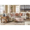 Signature Design by Ashley Amici Living Room Group - Item Number: 19202 Living Room Group 4