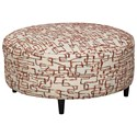 Signature Design by Ashley Amici Oversized Accent Ottoman - Item Number: 1920208