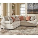 Signature Design by Ashley Amici 2-Piece Corner Sectional - Item Number: 1920248+56