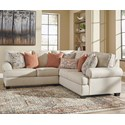 Signature Design by Ashley Amici 2-Piece Corner Sectional - Item Number: 1920255+49