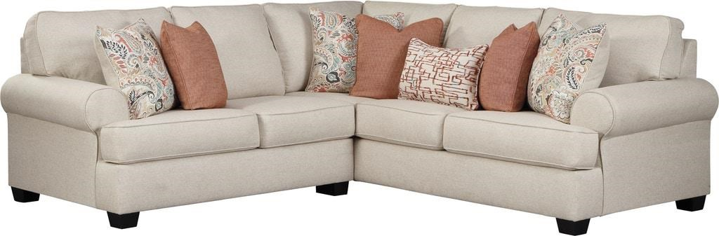 Amici 2-Piece Corner Sectional by Signature Design by Ashley at Value City Furniture