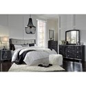 Ashley (Signature Design) Amrothi King Bedroom Group - Item Number: B257 K Bedroom Group 2