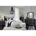 Ashley (Signature Design) Amrothi Queen Bedroom Group - Item Number: B257 Q Bedroom Group 2