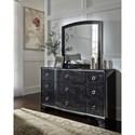 Signature Design by Ashley Amrothi Bedroom Mirror