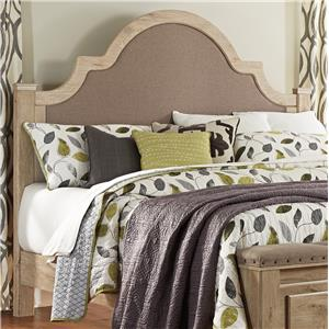 Signature Design by Ashley Annilyn King Upholstered Poster Headboard