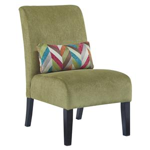 Signature Design by Ashley Annora - Green Accent Chair