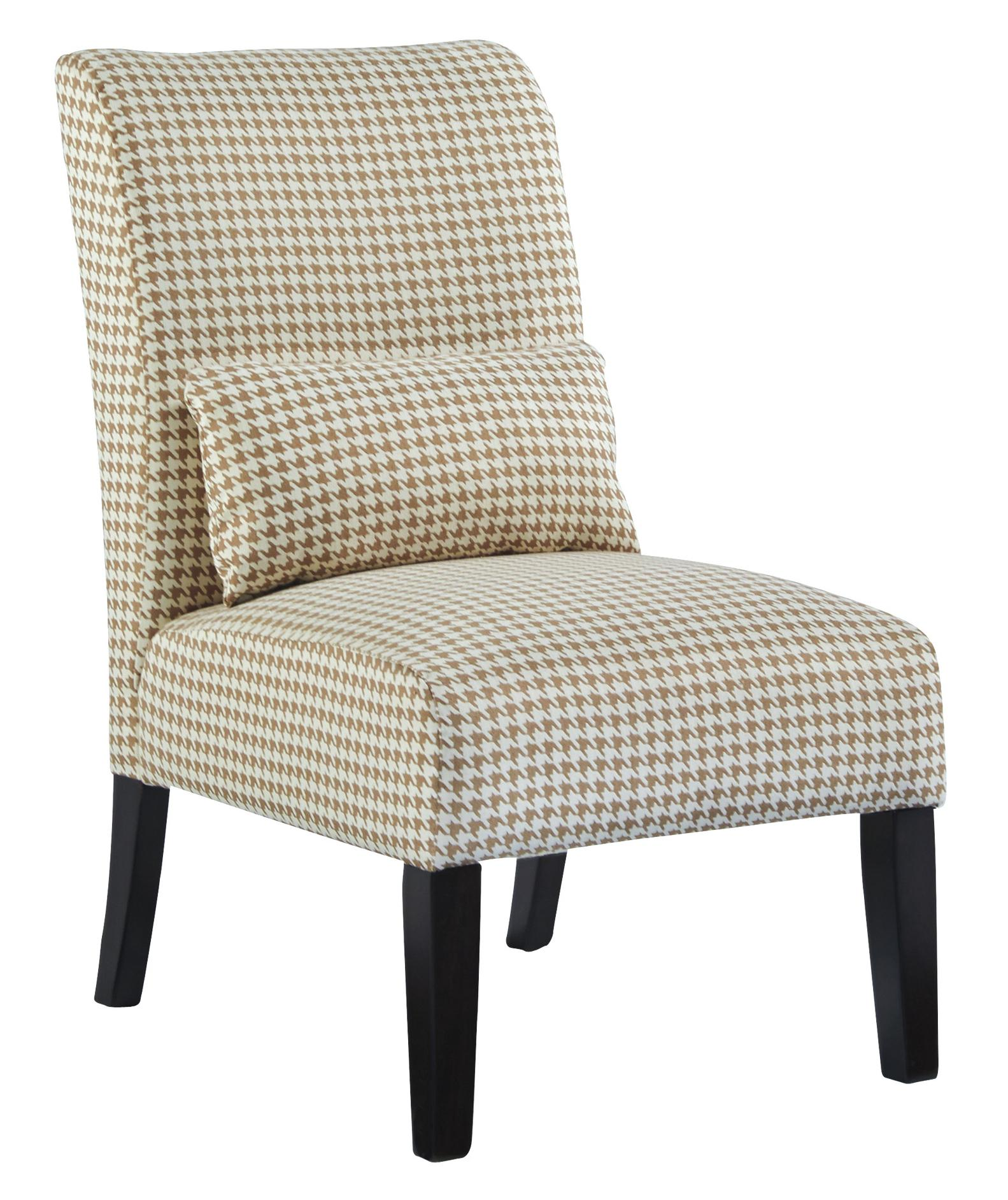 Signature Design by Ashley Annora - Caramel Accent Chair - Item Number: 6160560