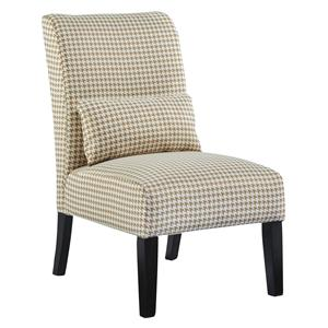 Signature Design by Ashley Furniture Annora - Caramel Accent Chair