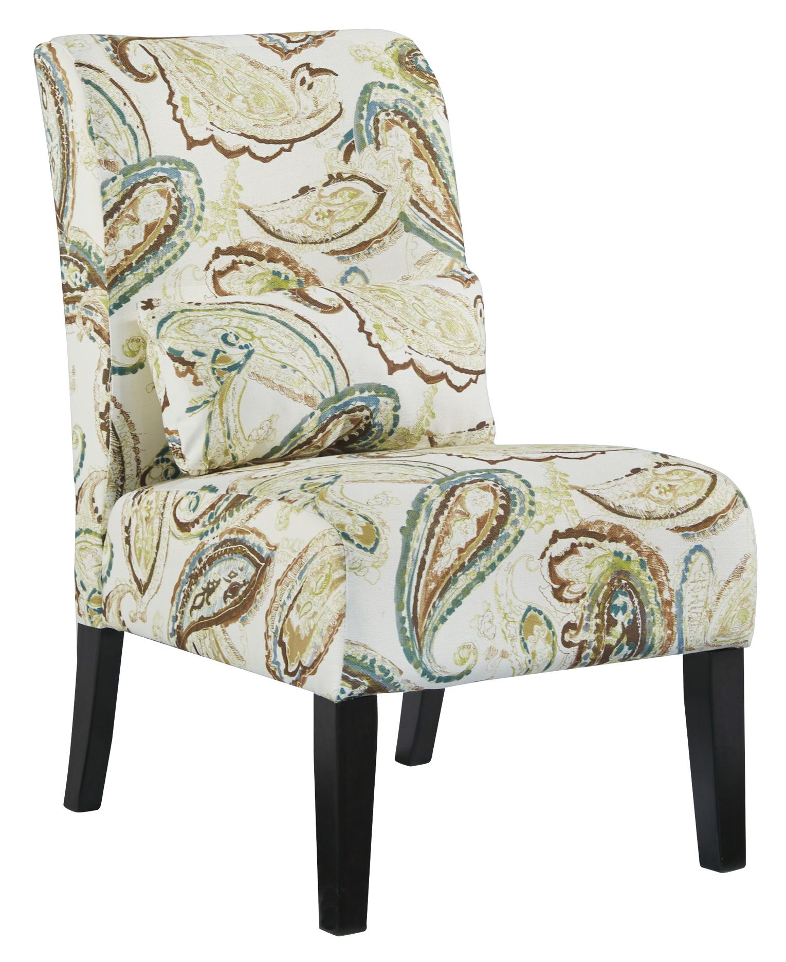 Signature Design by Ashley Annora - Paisley Accent Chair - Item Number: 6160660