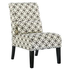 Signature Design by Ashley Annora - Brown Accent Chair