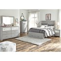Signature Design by Ashley Arcella Full Bedroom Group - Item Number: B176 F Bedroom Group 3
