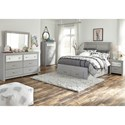 Signature Design by Ashley Arcella Full Bedroom Group - Item Number: B176 F Bedroom Group 4